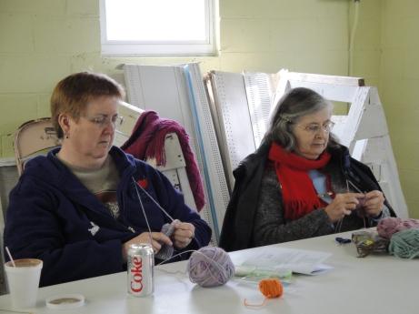 Class in Greencastle, IN - April 10/09