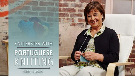 Craftsy Class Portuguese Knitting